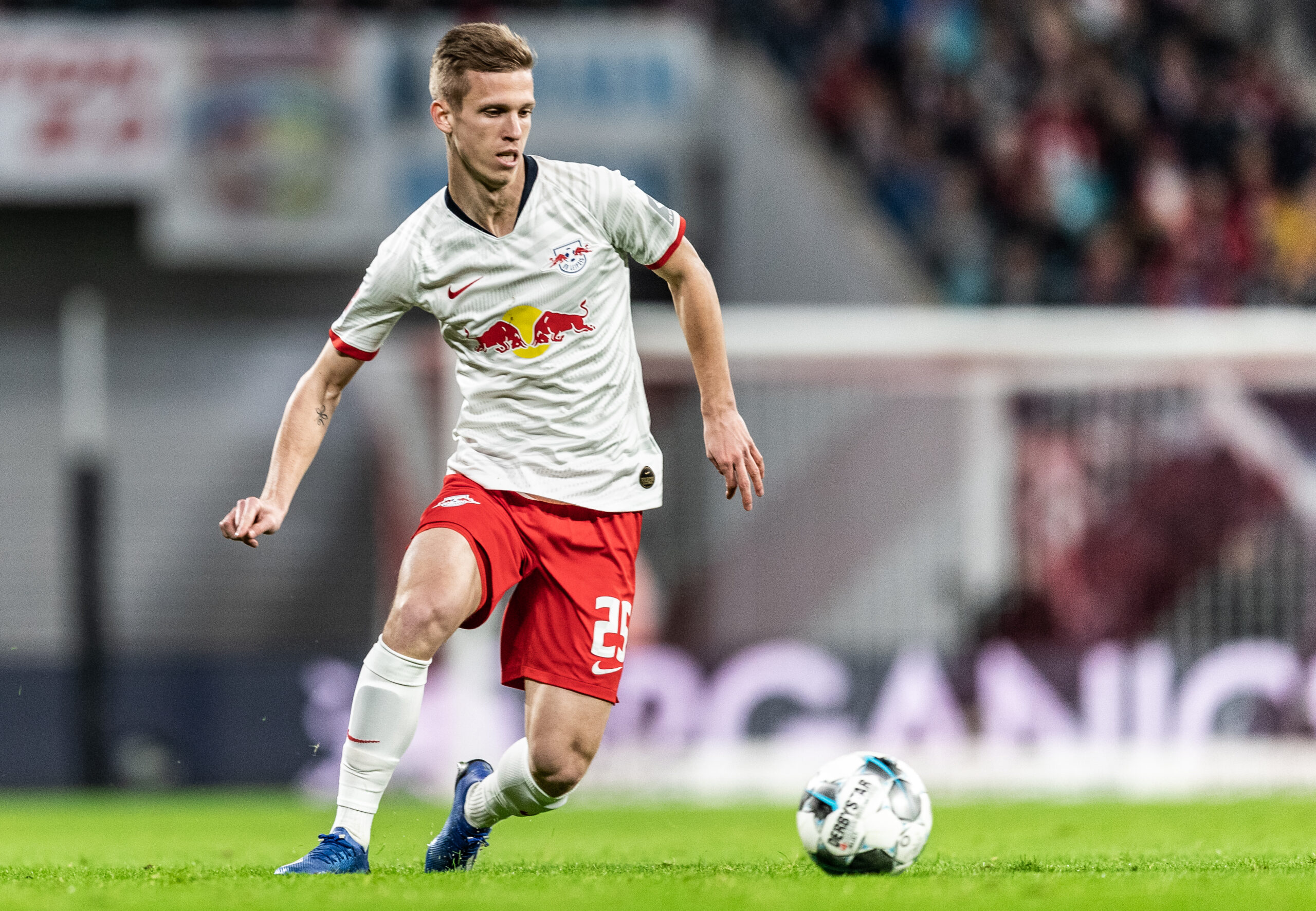 Q&A with Dani Olmo, RB Leipzig - Sports Network Africa News